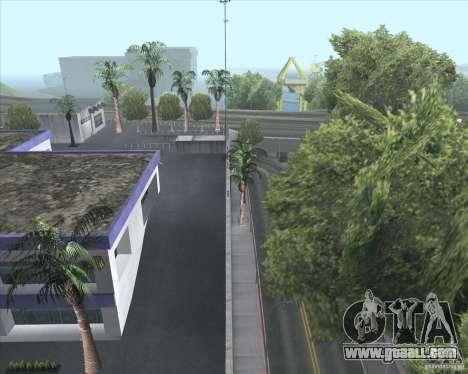 A dealer Wang Cars for GTA San Andreas second screenshot