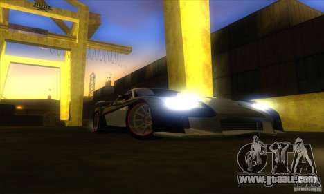 ENB Graphics by KINOman for GTA San Andreas eighth screenshot