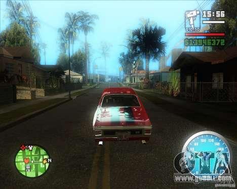MadDriver s ENB v.3.1 for GTA San Andreas second screenshot