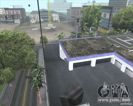 A dealer Wang Cars for GTA San Andreas third screenshot