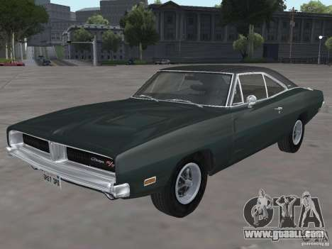 Dodge Charger 1969 for GTA San Andreas