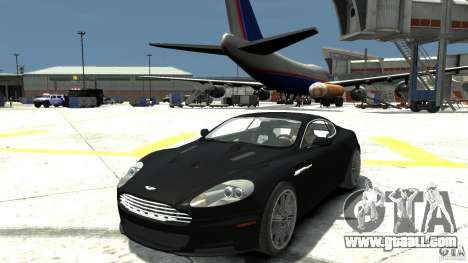 Aston Martin DBS v1.1 Without toning for GTA 4
