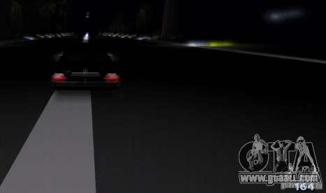 Electronic Speedometr for GTA San Andreas