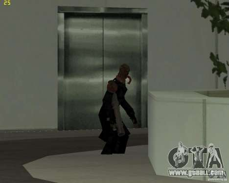 NEMESIS for GTA San Andreas third screenshot