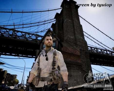 Modern Warfare 3 Soap Africa for GTA 4