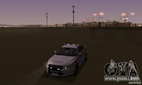 Strobe Lights for GTA San Andreas second screenshot