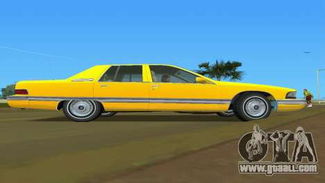 Buick Roadmaster 1994 for GTA Vice City right view