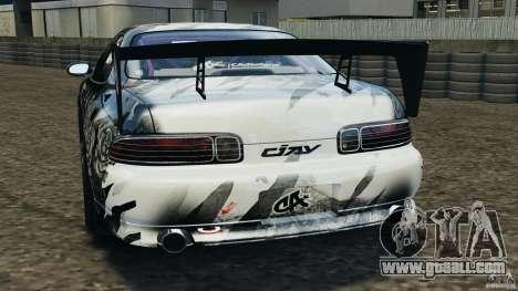 Toyota Soarer Drift for GTA 4 back left view