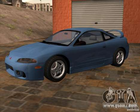 Mitsubishi Eclipse GST from NFS Carbon for GTA San Andreas