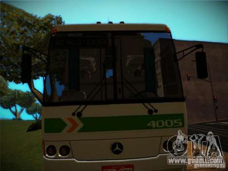 Mercedes-Benz O400 Monobloco for GTA San Andreas side view