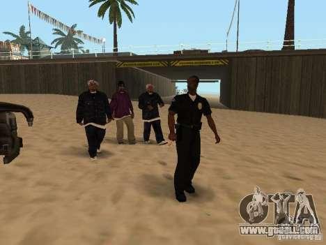 Tenpenny for GTA San Andreas third screenshot