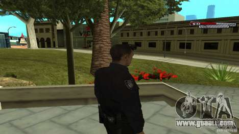 Police officer for GTA San Andreas third screenshot