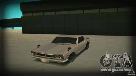 Nissan Skyline 2000GT-R JDM Style for GTA San Andreas