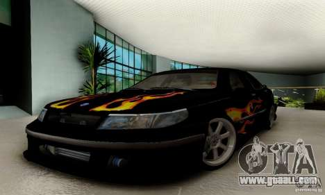 Saab 9-5 Sedan Tuneable for GTA San Andreas right view