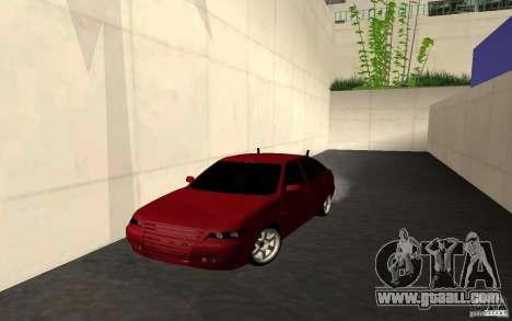 LADA PRIORA van tuning for GTA San Andreas left view