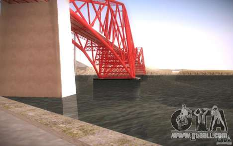 ENBSeries for weaker PC v2.0 for GTA San Andreas third screenshot