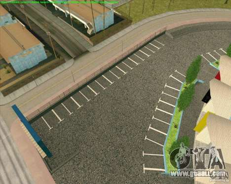 New textures Los Santos Stadium Forum for GTA San Andreas