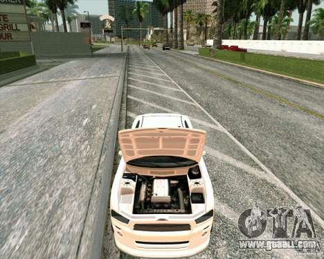 GTA 4 TBoGT from Buffalo for GTA San Andreas back view