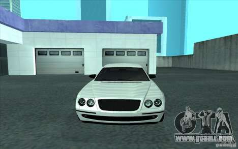Cognoscneti from GTA 4 for GTA San Andreas right view