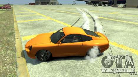 Drift Handling Mod for GTA 4 third screenshot