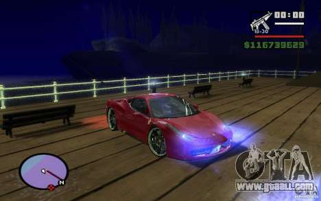 ENBseries by Gasilovo for GTA San Andreas third screenshot