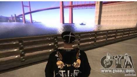 Graphic settings for GTA San Andreas forth screenshot