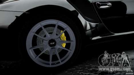 Porsche 911 GT2 RS 2012 for GTA 4 upper view