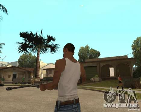 New sniper for GTA San Andreas second screenshot