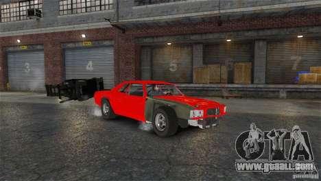 Jupiter Eagleray MK5 v.1 for GTA 4 right view