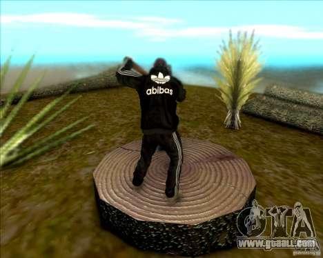 SkinPack for GTA SA for GTA San Andreas forth screenshot