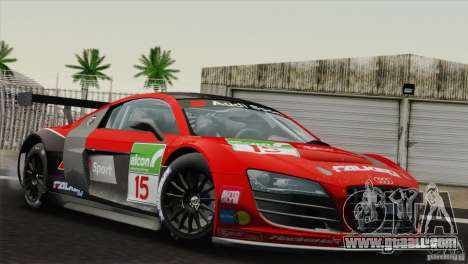 Audi R8 LMS v2.0.1 for GTA San Andreas
