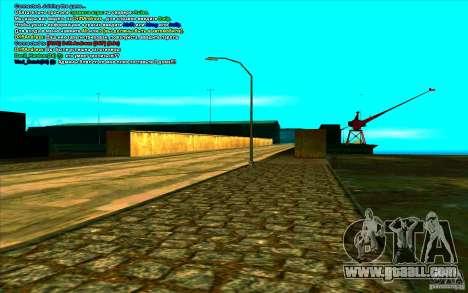 Qualitative Enbseries 2 for GTA San Andreas forth screenshot