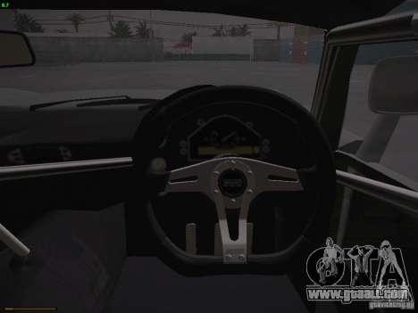 TVR Cerbera Speed 12 for GTA San Andreas
