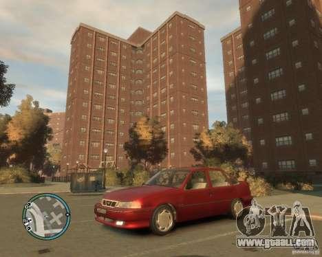 Daewoo Nexia DOHC for GTA 4 left view