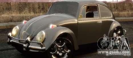Volkswagen Fusca for GTA 4