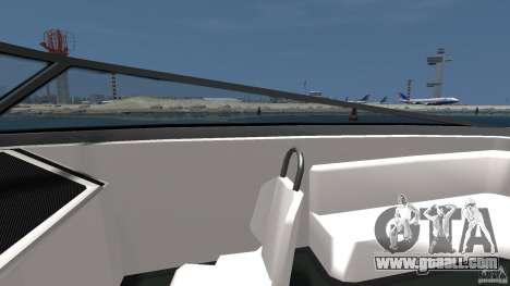 New Jetmax for GTA 4 inner view