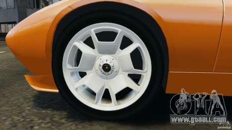 Lamborghini Miura 2006 for GTA 4 side view