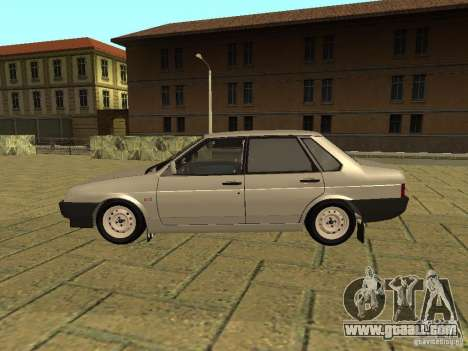 VAZ 21099 for GTA San Andreas left view