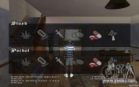 The Black Market Mod v.1.0 for GTA San Andreas third screenshot