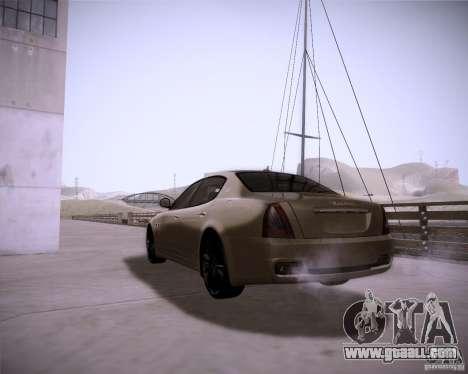 ENBseries by slavheg v2 for GTA San Andreas forth screenshot
