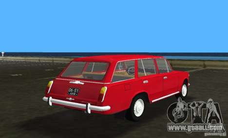 VAZ 2102 for GTA Vice City right view