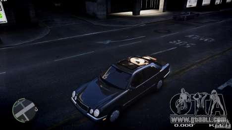 Mercedes w210 1998 (E280) for GTA 4