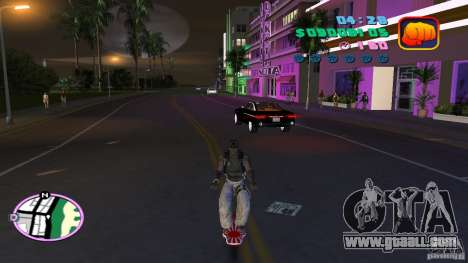 50 Cent Player for GTA Vice City fifth screenshot