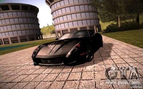 SA Illusion-S V1.0 SAMP Edition for GTA San Andreas forth screenshot