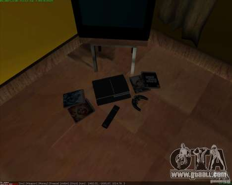 PLAYSTATION 3 for GTA San Andreas
