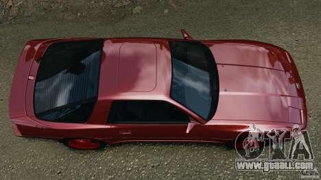Toyota Supra 3.0 Turbo MK3 1992 v1.0 [EPM] for GTA 4 right view