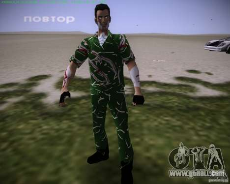 Skin Is Revealed for GTA Vice City forth screenshot