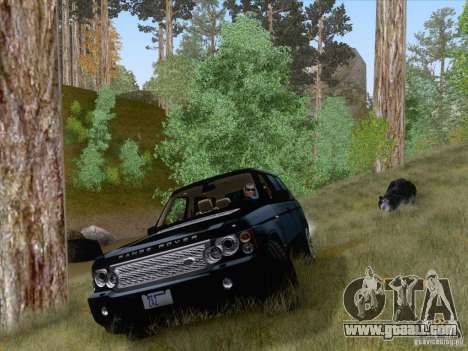 Wild Life Mod 0.1b for GTA San Andreas second screenshot