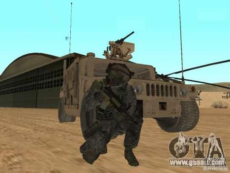 Animations v1.0 for GTA San Andreas third screenshot