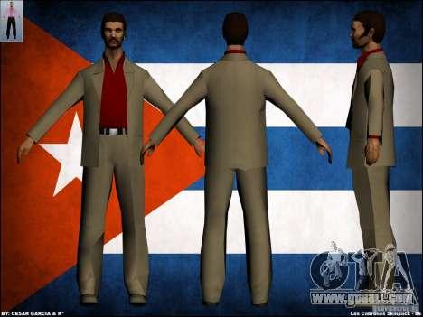 La Cosa Nostra mod for GTA San Andreas third screenshot